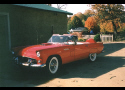 1956 FORD THUNDERBIRD CONVERTIBLE -  - 19132