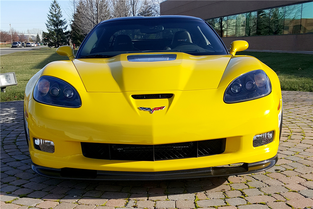 2012 CHEVROLET CORVETTE ZR1 - Misc 1 - 191358