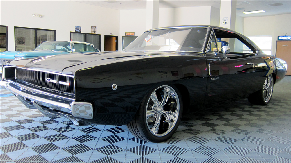 1969 DODGE CHARGER CUSTOM HARDTOP - 191490