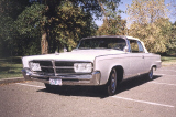 1965 CHRYSLER CROWN IMPERIAL CONVERTIBLE -  - 19155