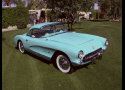 1957 CHEVROLET CORVETTE FI CONVERTIBLE -  - 19158