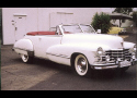 1947 CADILLAC SERIES 62 CONVERTIBLE -  - 19164
