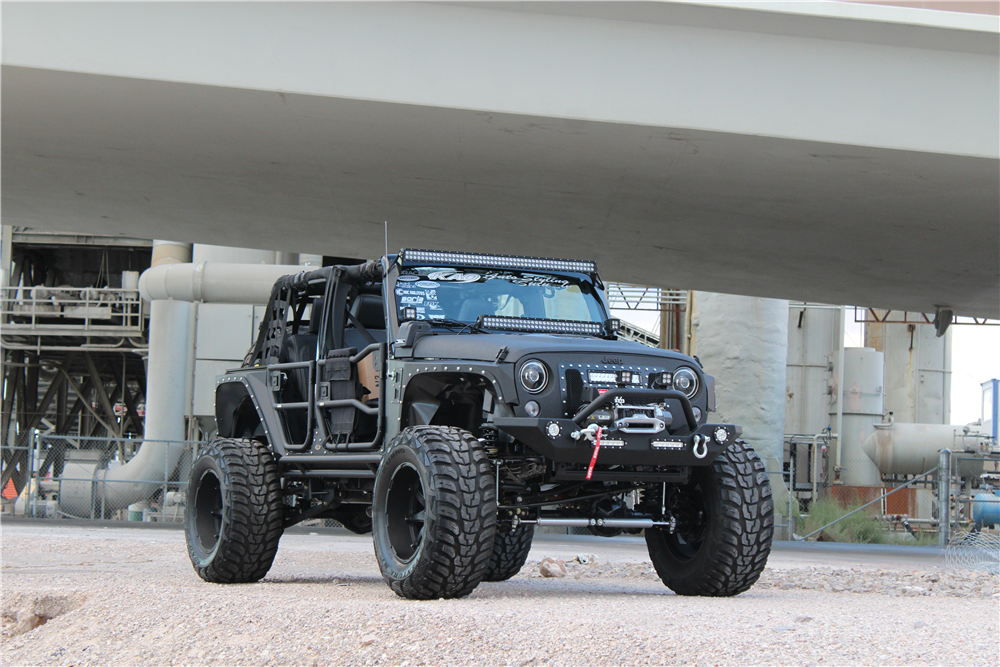 2015 JEEP WRANGLER UNLIMITED CUSTOM SUV - Misc 1 - 191701