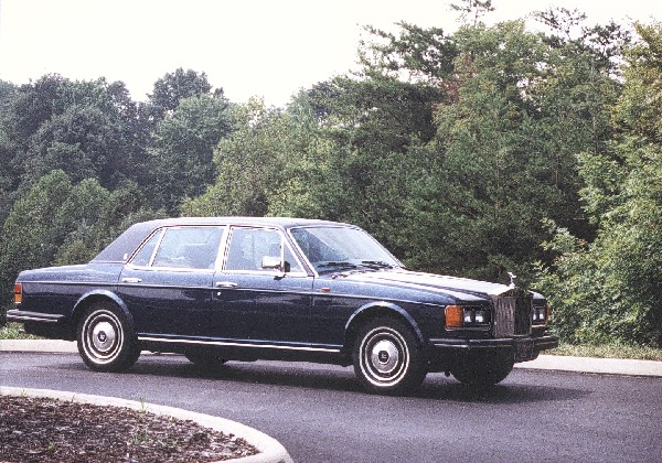 1984 ROLLS-ROYCE SILVER SPUR UNKNOWN - Front 3/4 - 19171