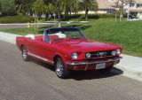 1965 FORD MUSTANG CONVERTIBLE -  - 19184