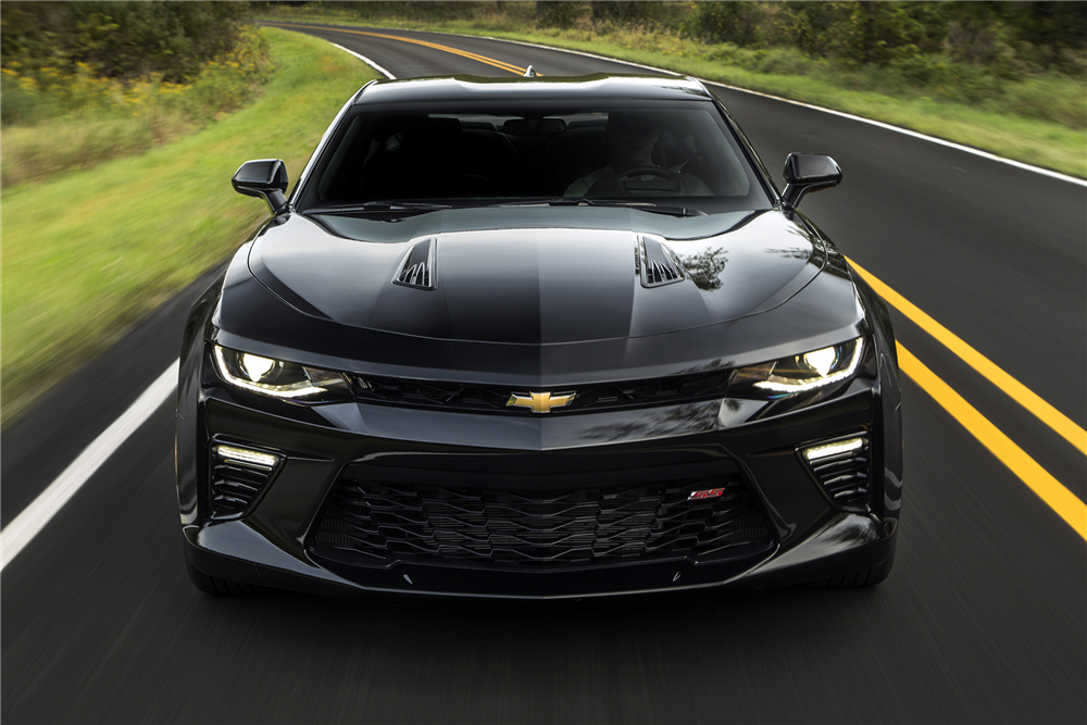 2016 chevrolet camaro ss vin 001 191861. Black Bedroom Furniture Sets. Home Design Ideas