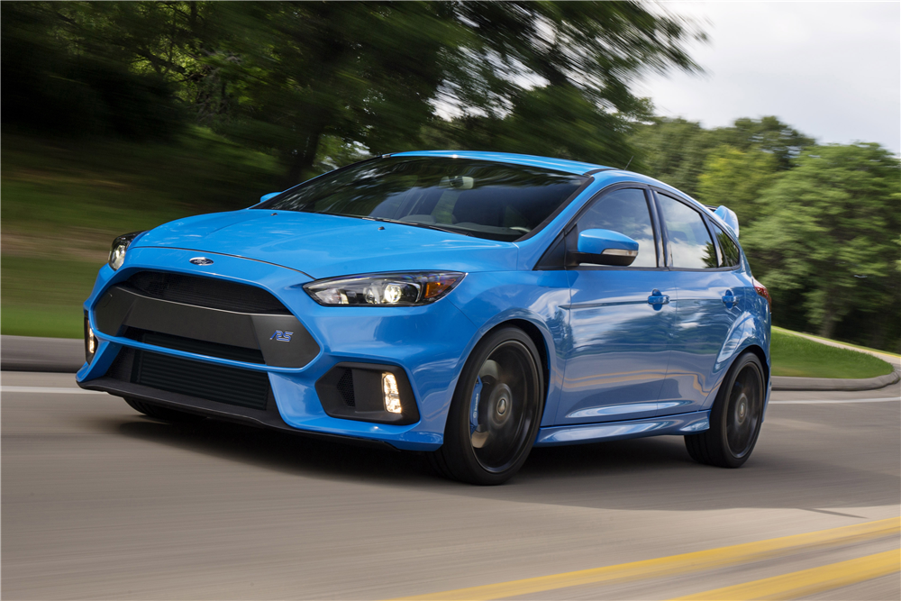 2016 FORD FOCUS RS  - Misc 1 - 191862