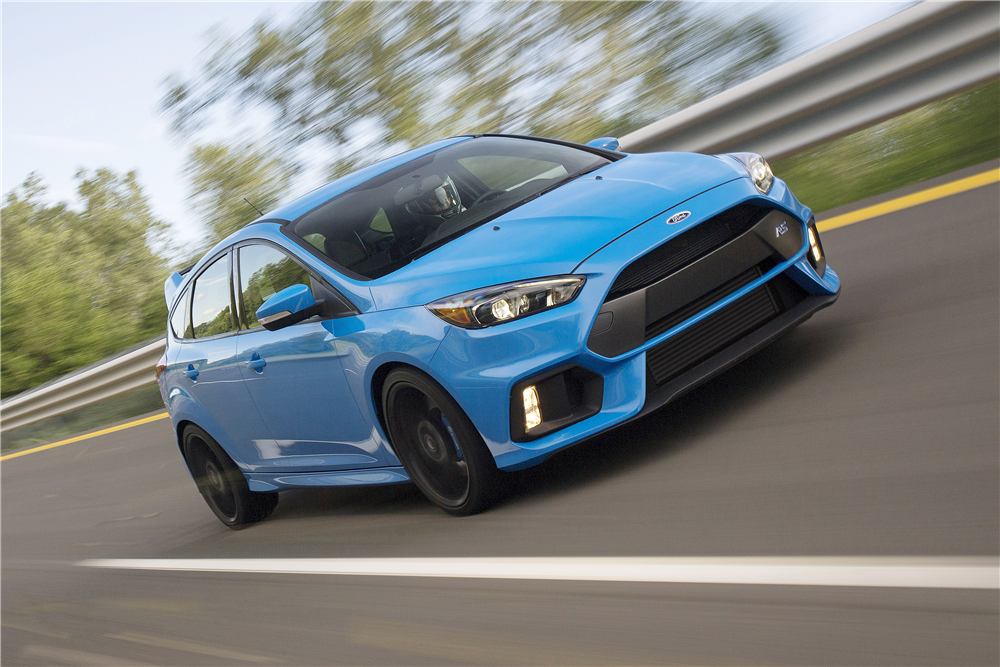 2016 FORD FOCUS RS  - Misc 2 - 191862