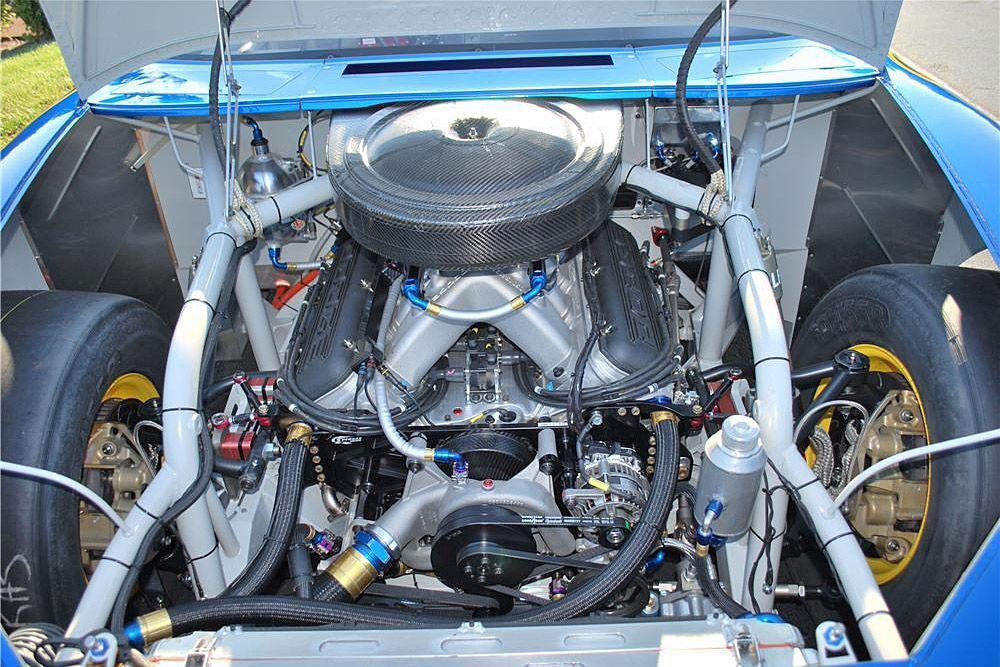 2012 DODGE CHARGER NASCAR RACE CAR - Engine - 191870