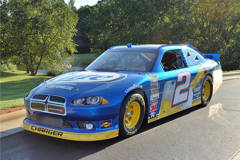 2012 Dodge Charger Nascar Race Car