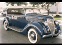 1936 FORD DELUXE PHAETON 68 CONVERTIBLE -  - 19189