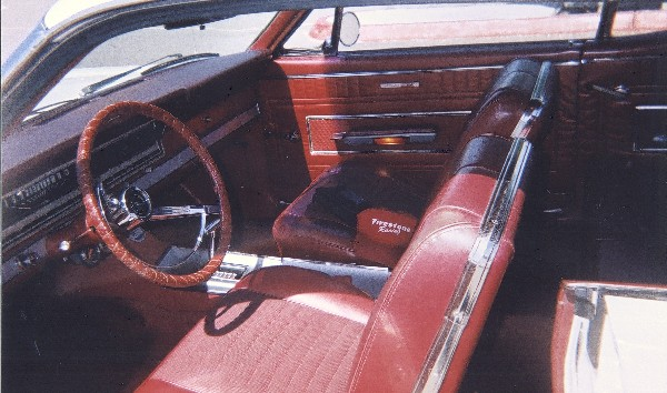 1966 FORD FAIRLANE GTA 2 DOOR HARDTOP - Interior - 19199