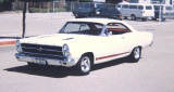 1966 FORD FAIRLANE GTA 2 DOOR HARDTOP -  - 19199