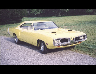 1970 DODGE SUPER BEE COUPE -  - 19205