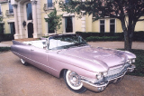 1960 CADILLAC SERIES 62 CONVERTIBLE -  - 19213