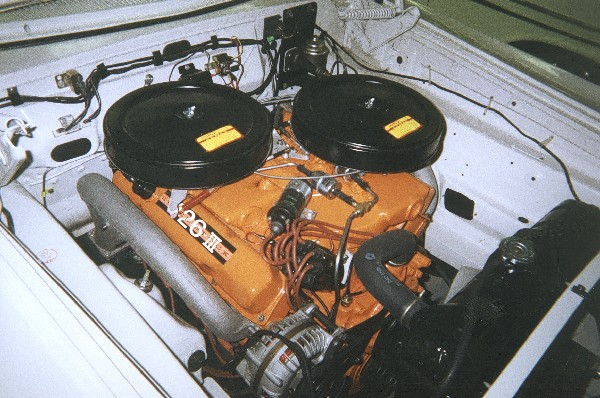 1964 PLYMOUTH BELVEDERE LIGHTWEIGHT 426 COUPE - Engine - 19230
