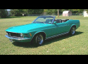 1970 FORD MUSTANG CONVERTIBLE -  - 19247