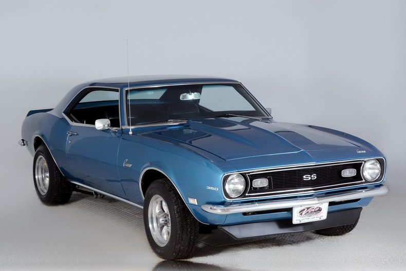 1968 CHEVROLET CAMARO SS CUSTOM COUPE - 192499