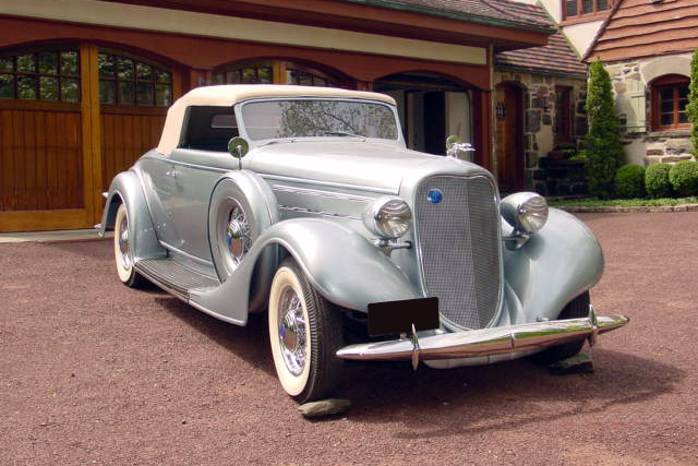 1935 LINCOLN K CONVERTIBLE - Misc 2 - 192509