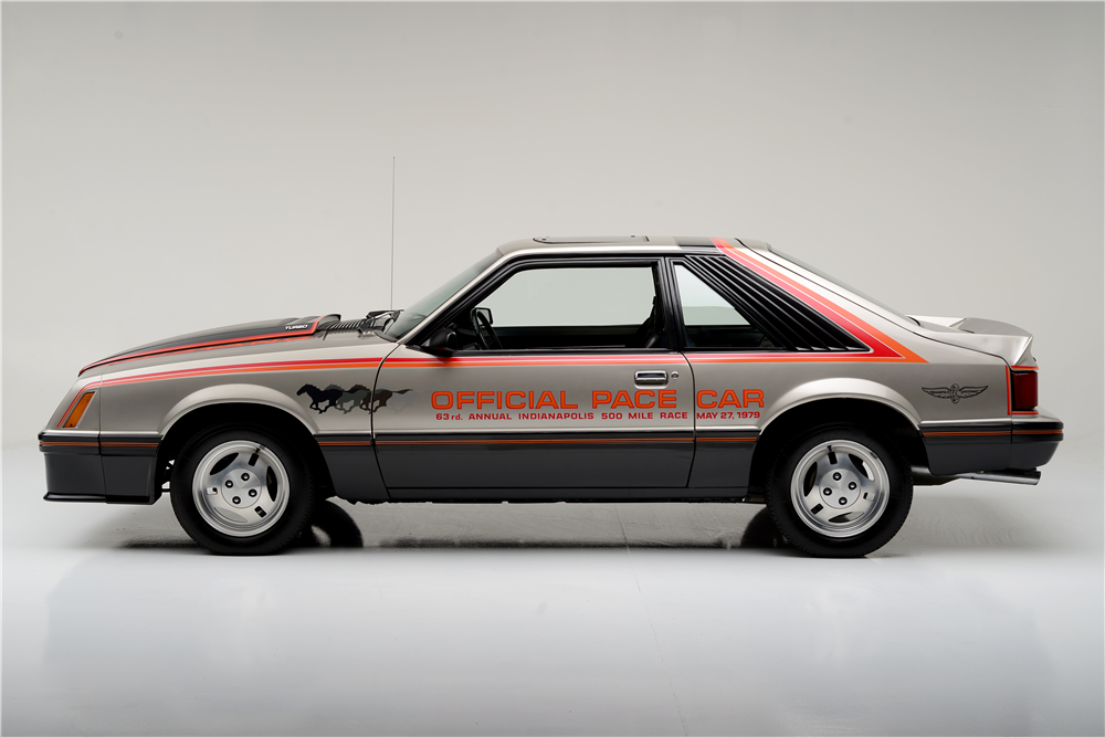 1979 FORD MUSTANG INDY PACE CAR -
