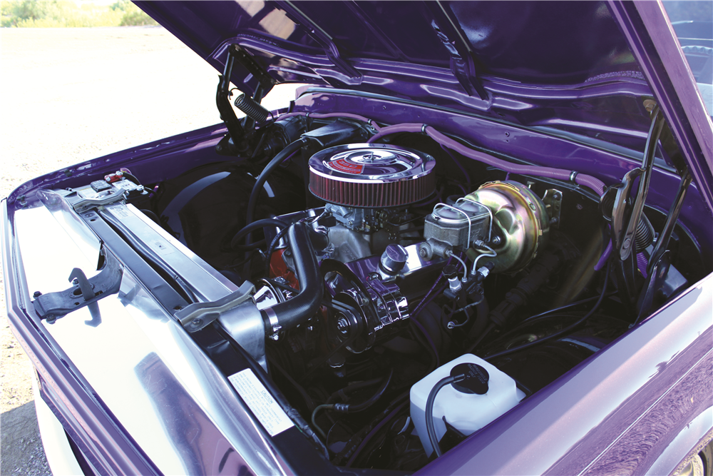 1970 GMC CUSTOM PICKUP - Engine - 192572