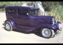 1929 CHEVROLET STREET ROD 2 DOOR COACH -  - 19270
