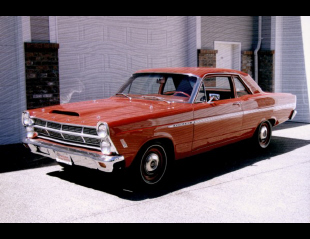 """1967 FORD FAIRLANE 427 """"R"""" CODE COUPE -  - 19286"""