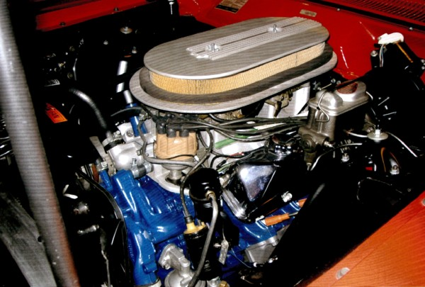 """1967 FORD FAIRLANE 427 """"R"""" CODE COUPE - Engine - 19286"""