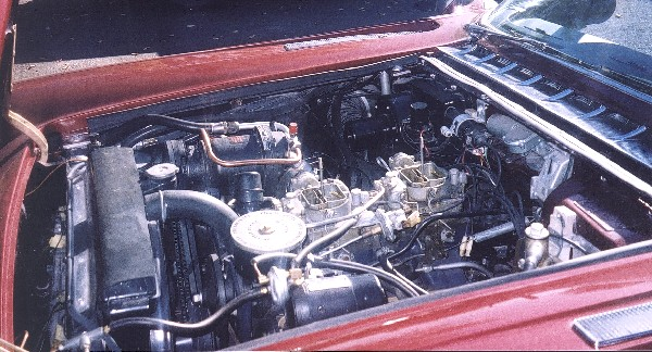 1957 CADILLAC ELDORADO BROUGHAM SEDAN - Engine - 19291