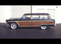 1956 FORD COUNTRY SQUIRE STATION WAGON -  - 19316