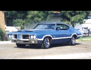 1972 OLDSMOBILE 442 W30 2 DOOR HARDTOP -  - 19328