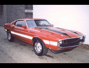 1970 SHELBY GT500 FASTBACK -  - 19332