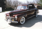 1947 FORD SUPER DELUXE CONVERTIBLE -  - 19371
