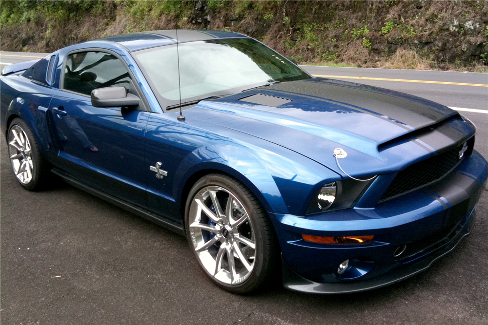 2007 FORD SHELBY GT500 SUPER SNAKE - 193816