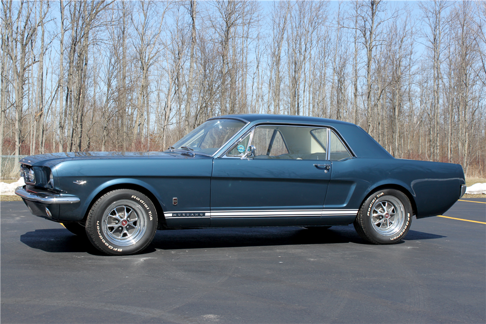 1965 Ford Mustang Gt 193891