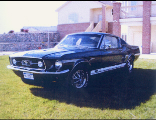 1967 FORD MUSTANG GT FASTBACK -  - 19391