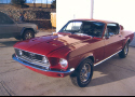 1968 FORD MUSTANG GT FASTBACK -  - 19392