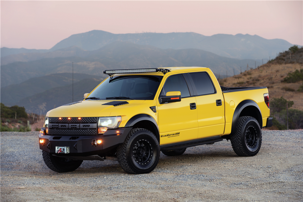 2014 ford raptor hennessey velociraptor 600 193924. Black Bedroom Furniture Sets. Home Design Ideas