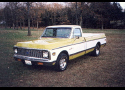 1971 CHEVROLET CHEYENNE FLEETSIDE LONG BED -  - 19397