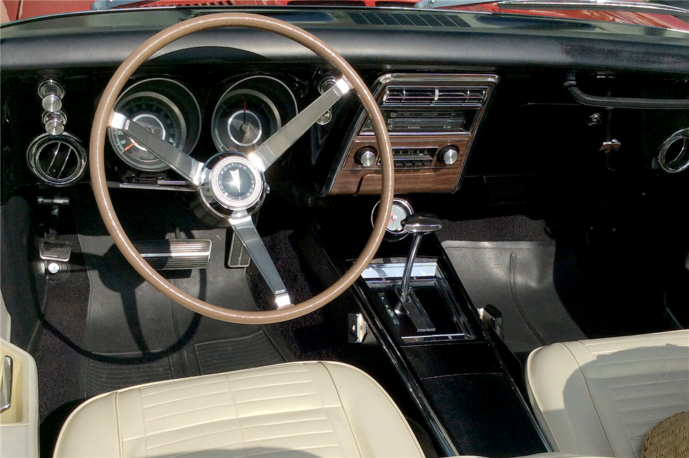 1967 Firebird Convertible Interior Images Galleries With A Bite