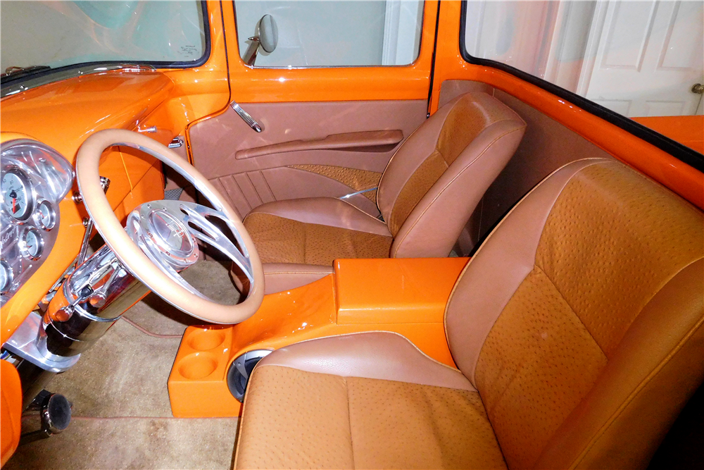 1956 ford f 100 custom pickup 194106. Black Bedroom Furniture Sets. Home Design Ideas