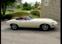 1968 JAGUAR XKE CONVERTIBLE -  - 19412