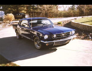 1966 FORD MUSTANG GT COUPE -  - 19414