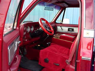 1980 CHEVROLET SHORT BOX 4X4 PICKUP - 19415