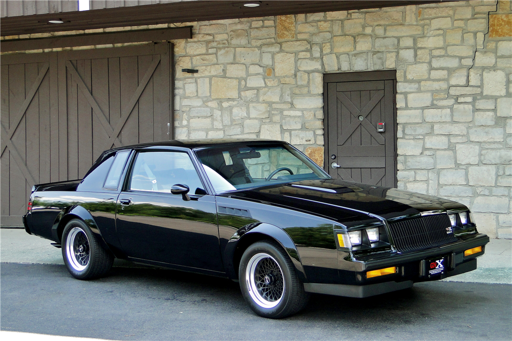 Buick Grand National 2015