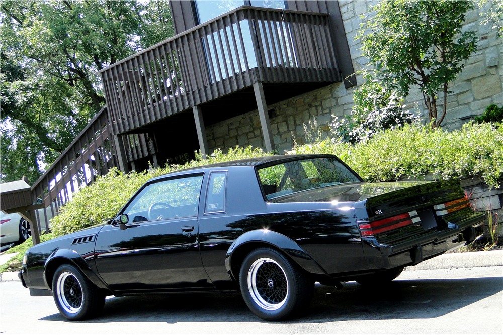1987 BUICK GRAND NATIONAL GNX - 194306