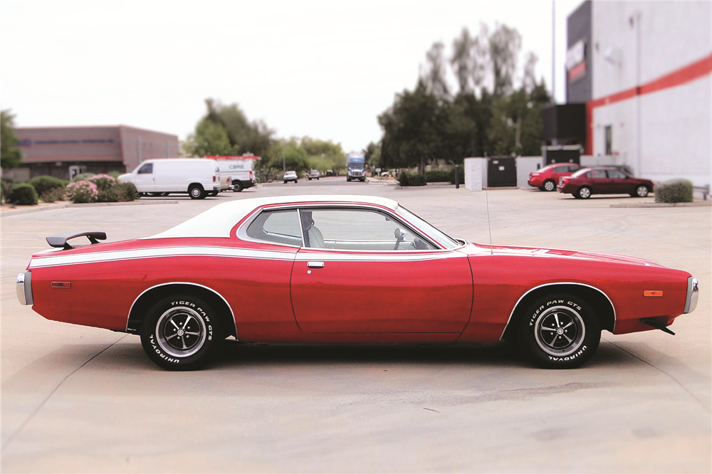 1974 DODGE CHARGER - 194309
