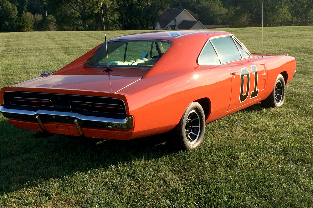 1969 DODGE CHARGER CUSTOM COUPE - 194498