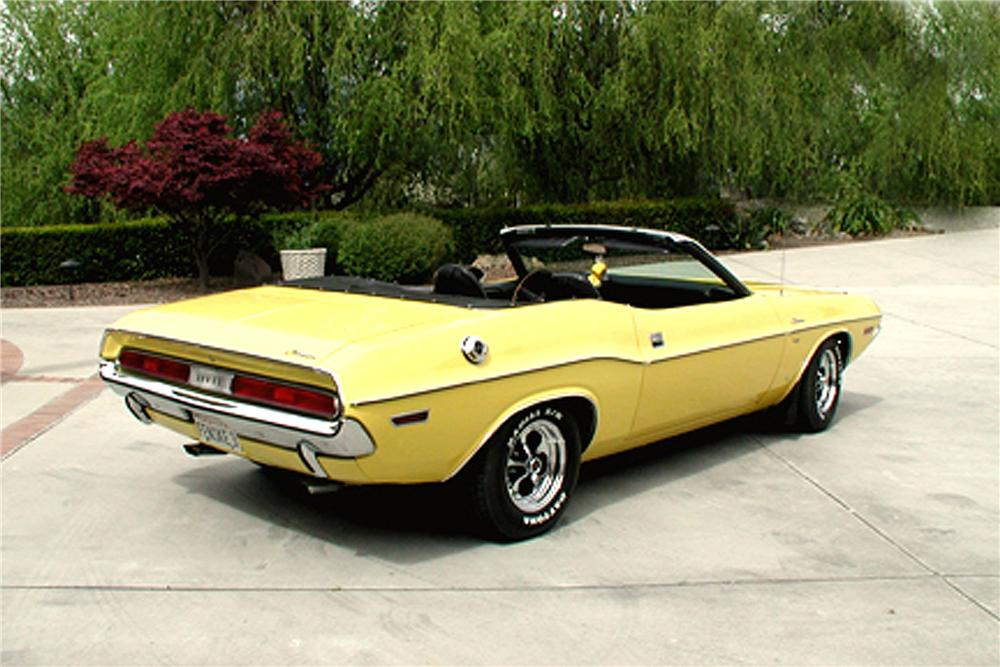 1970 dodge challenger convertible 19456. Black Bedroom Furniture Sets. Home Design Ideas