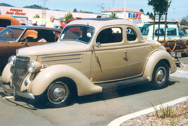 1936 ford 5 window custom coupe 19466 for 1936 ford five window coupe